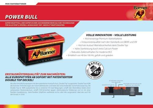 STARTING BULL - Bootsservice Wilke GmbH