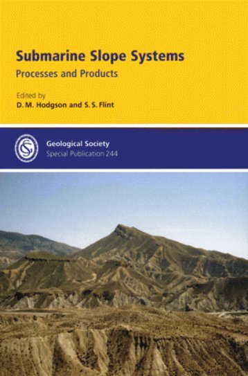 "Submarine Slope Systems"" Processes and Products - FANARCO"