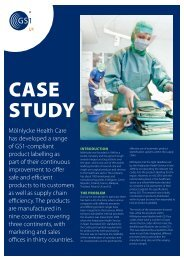 Download the full case study PDF - GS1 UK