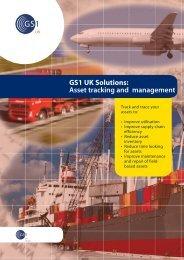 Asset tracking pdf - GS1 UK