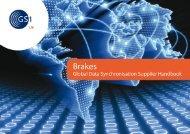 Brakes Supplier Handbook - GS1 UK