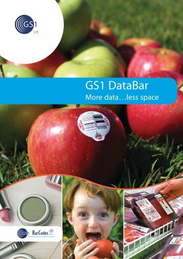 GS1 DataBar - GS1 UK