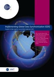Implementing Global Data Synchronisation (GDS) - GS1 UK