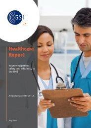 Healthcare Report - GS1 UK