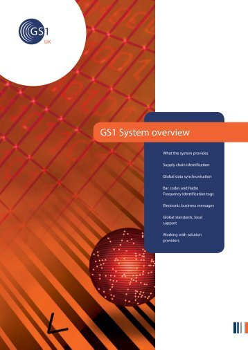 GS1 System overview pdf - GS1 UK