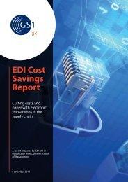 EDI Cost Savings Report