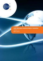 ASN Message Implementation Guideline - GS1 UK