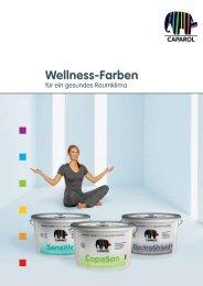 Wellness-Farben - Caparol Farben AG
