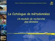 Le Catalogue - ifremer