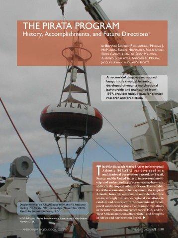 pirata (2008) - Pacific Marine Environmental Laboratory - NOAA