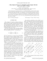 Phase diagram of the bcc SÄ1 2 Heisenberg antiferromagnet with ...