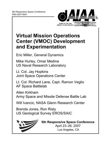 Operationally Responsive Space (ORS) Meeting the Joint ...