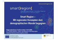 Stecker-Vortrag-Frankfurt-Oder - Smart Region