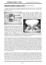 Baubericht IMARA (Teil 1)