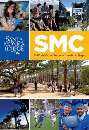 California's number one transfer college - Santa Monica College
