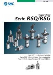 Serie RSQ/RSG - SMC