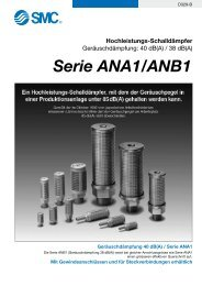 Serie ANA1/ANB1 - SMC