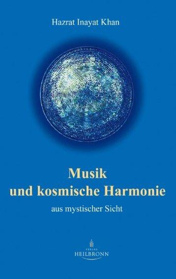 Musik und kosmische Harmonie von Hazrat Inayat Khan (Leseprobe)