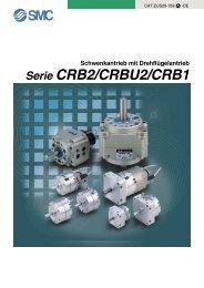 Serie CRB2/CRBU2/CRB1 - SMC