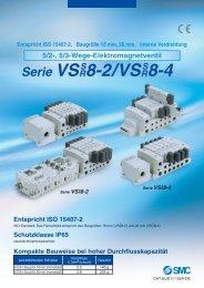 Serie VS 8-2/VS 8-4 - SMC