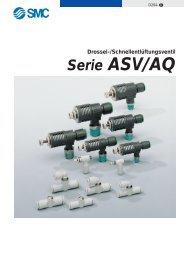 Serie ASV/AQ - SMC