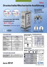 IS10-Katalog - SMC