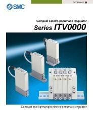 Series ITV0000 - SMC Pneumatics (Ireland)