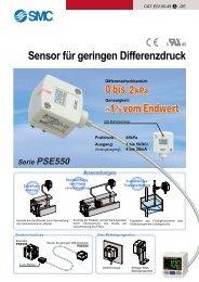PSE550 (DE) - SMC