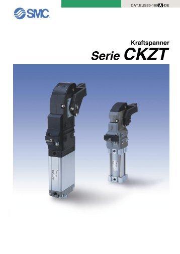 Serie CKZT - SMC