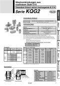 KQG2, KFG2-Katalog - SMC - Page 5