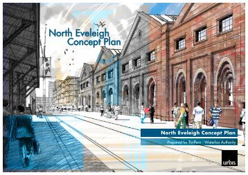 North Eveleigh Concept Plan - SMDA - NSW Government