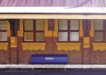 Redfern Railway Station - SMDA - NSW Government