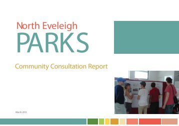 Community Consultation Report - SMDA