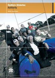 RWA Annual Report 2007-2008 - SMDA - NSW Government