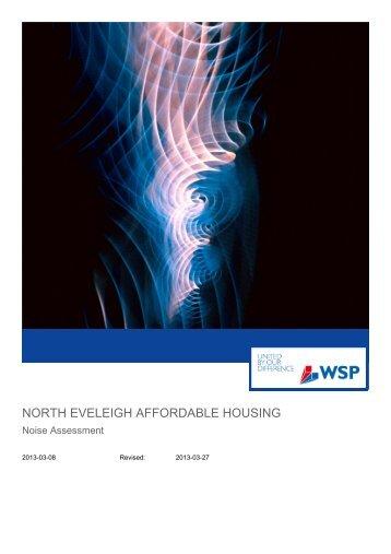 Acoustic Report - SMDA