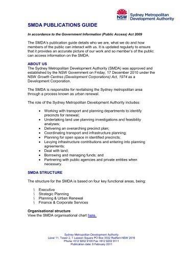 SMDA_publication guide_3 - SMDA - NSW Government