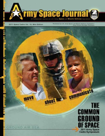 Volume 10, Mini Edition - Space and Missile Defense Command ...