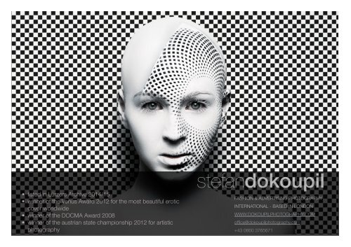 Stefan Dokoupil Photography Portfolio