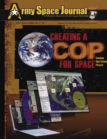 Volume 8, Number 1 - Space and Missile Defense Command - U.S. ...