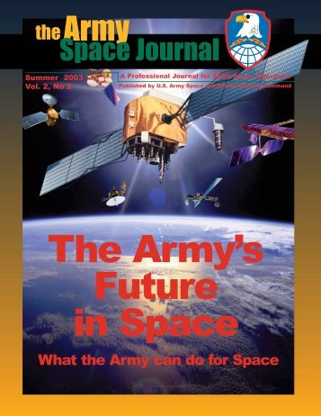 Volume 2, Number 2 - Space and Missile Defense Command - U.S. ...