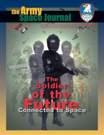 Volume 2, Number 1 - Space and Missile Defense Command - U.S. ...