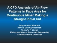 A CFD Analysis of Air Flow Patterns in Face Area for ... - SME