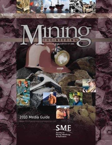 2010 Media Guide - SME