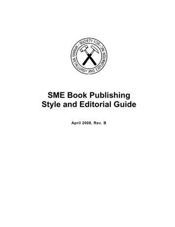 SME Styleguide