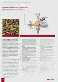 Geräteanschluss-Armaturen. Von SCHELL ... - Schell GmbH & Co. KG - Seite 4