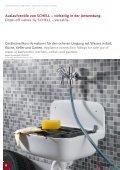 Geräteanschluss-Armaturen. Von SCHELL ... - Schell GmbH & Co. KG - Seite 6