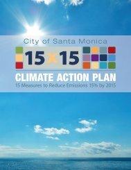 CAP Document (6MB) pdf - City of Santa Monica