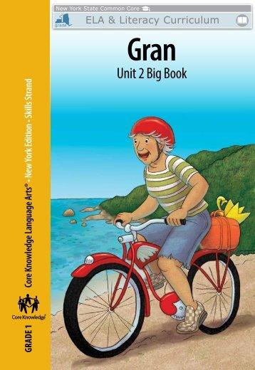 Grade 1: Skills Unit 2 Big Book - EngageNY
