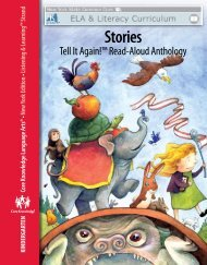 Tell It Again! Read-Aloud Anthology - EngageNY