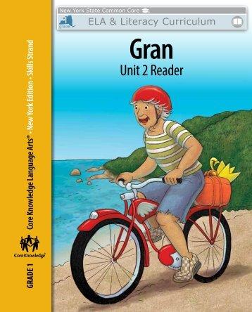 Grade 1: Skills Unit 2 Reader - EngageNY